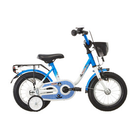 "Vermont Captain Childrens Bike 12"" blue/white"